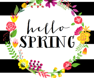 spring, tumblr, and wallpapers image