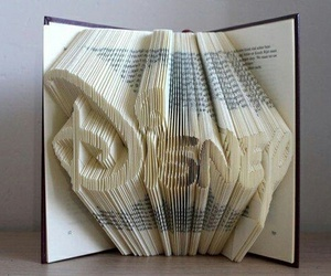 disney, book, and art image