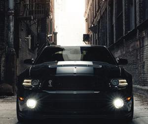 mustang and car image