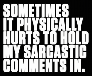 comments, hurt, and physical image