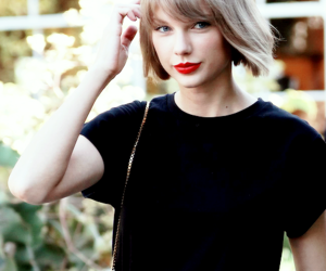 Taylor Swift and candid image