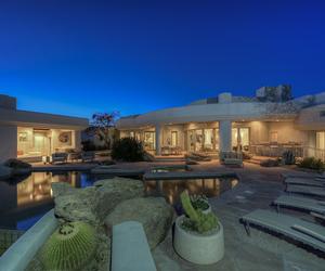 architecture, arizona, and dream home image