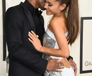 ariana grande and big sean image