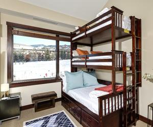 bedroom, colorado, and decor image