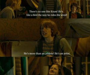 ginny, harry potter, and ron image