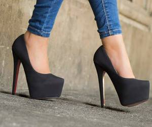 fashion and tacones image