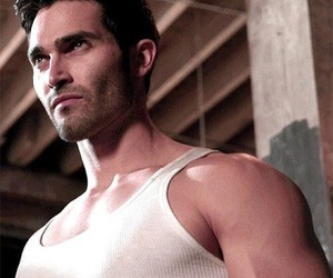 tyler hoechlin, teenwolf, and derek hale image