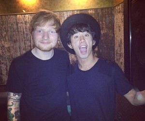 singers, one ok rock, and ed sheeran image
