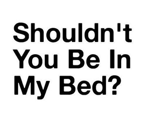 bed, black, and black and white image