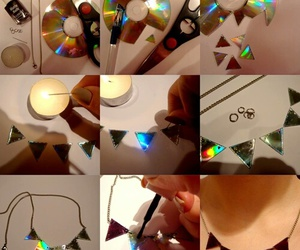 diy, necklace, and style image