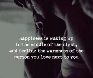 love, happiness, and quotes image
