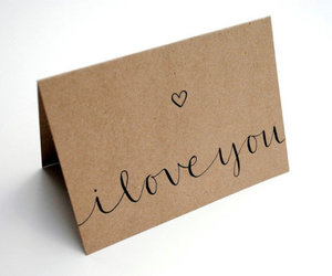 I Love You and love image