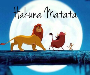disney, hakuna matata, and Forever Young image
