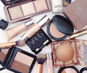 makeup, beauty, and make-up image