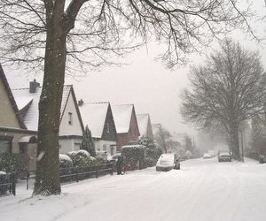 cold, germany, and home image