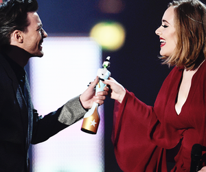 Adele, louis tomlinson, and one direction image