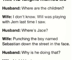 books, funny, and jace image