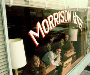 the doors, morrison hotel, and Jim Morrison image