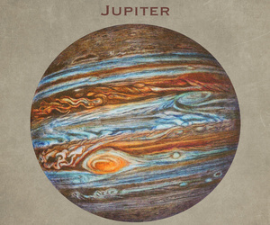 jupiter, planet, and space image