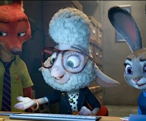 zootopia and judy hopps image