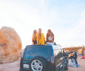 car, tumblr, and friends image