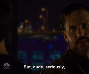 truble, silas weir mitchell, and claire coffee image