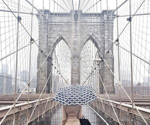 bridge, city, and travel image