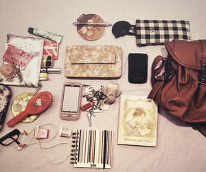 bag, fashion, and stuff image