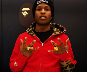 swag and asap rocky image