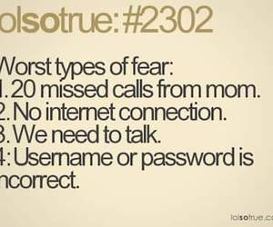 fear, lolsotrue, and funny image