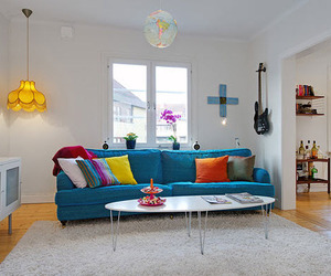 colorful, decoration, and home image