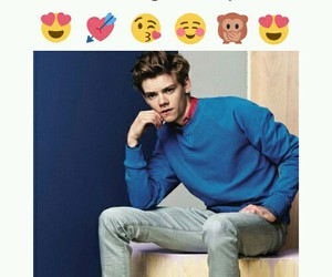 teen wolf, thomas sangster, and the maze runner image