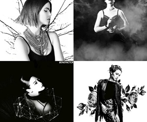 holland roden, arden cho, and crystal reed image