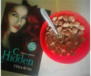 books, cereal, and lo mejor image