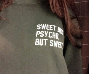 green, Psycho, and sweet image