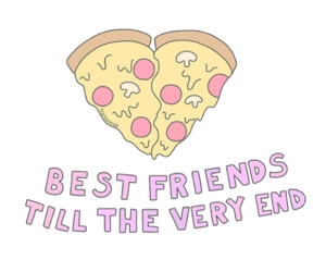 Best, overlay, and pizza image