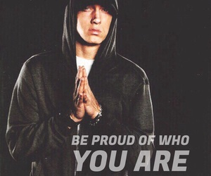 easel, eminem, and proud image