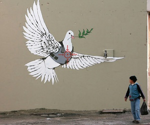 peace and art image