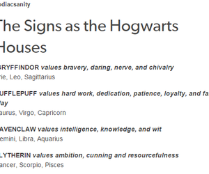 astrology, funny, and harry potter image
