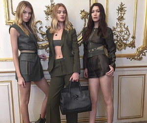 bella hadid, stella maxwell, and model image