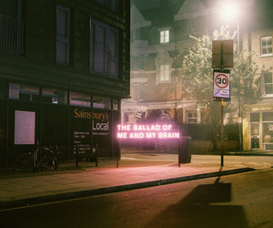 the 1975, neon, and indie image