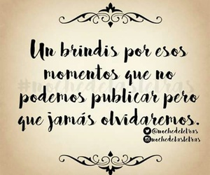 frases, olvidar, and momentos image