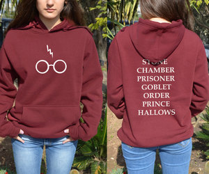 clothing, etsy, and harry potter image