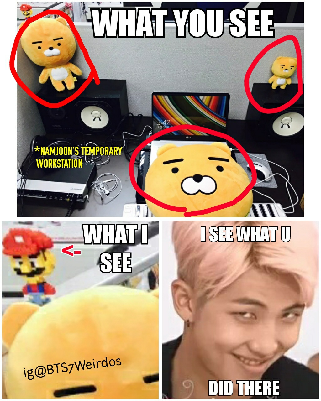 funny, meme, and jin image