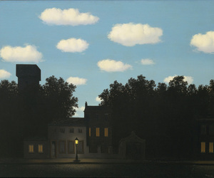 magritte, surrealism, and art image