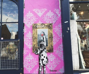 camden town, graffiti, and london image
