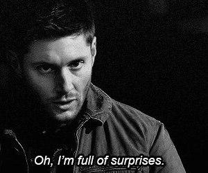 dean, supernatural, and full image
