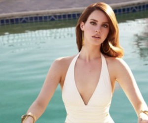 beautiful, white, and lana del rey image
