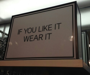 quotes, clothes, and wear image