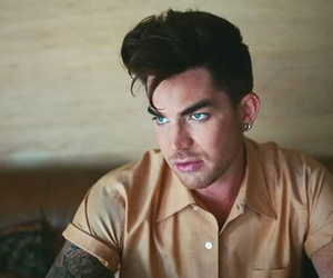 adam lambert and another lonely night image